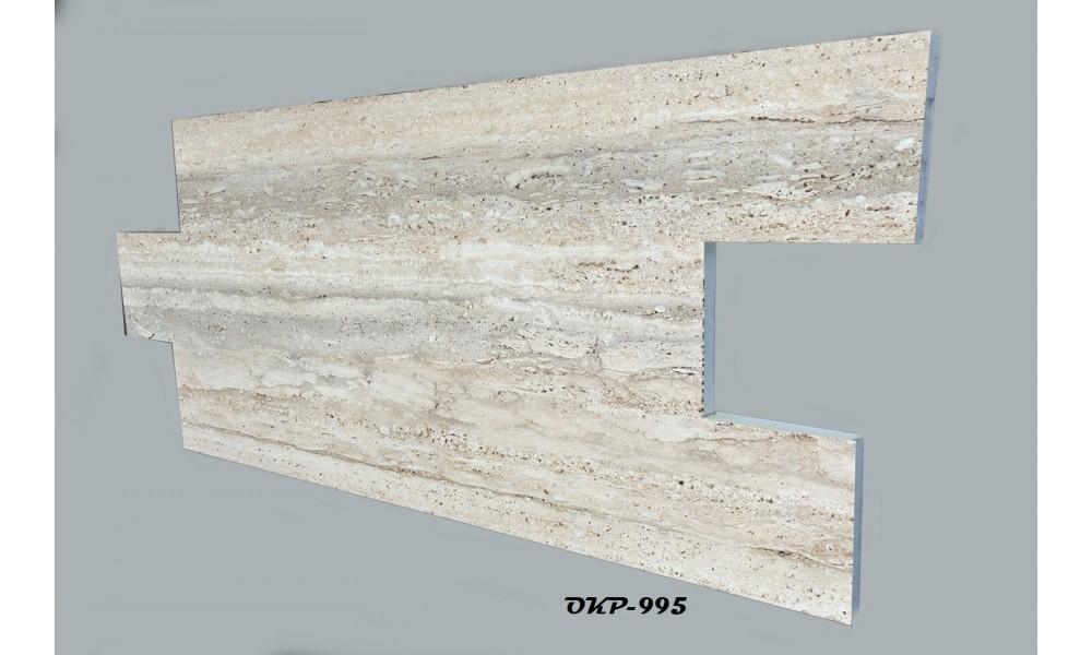 MEMER GÖRÜNÜMLÜ STRAFOR PANEL 16 cm SLİM 995