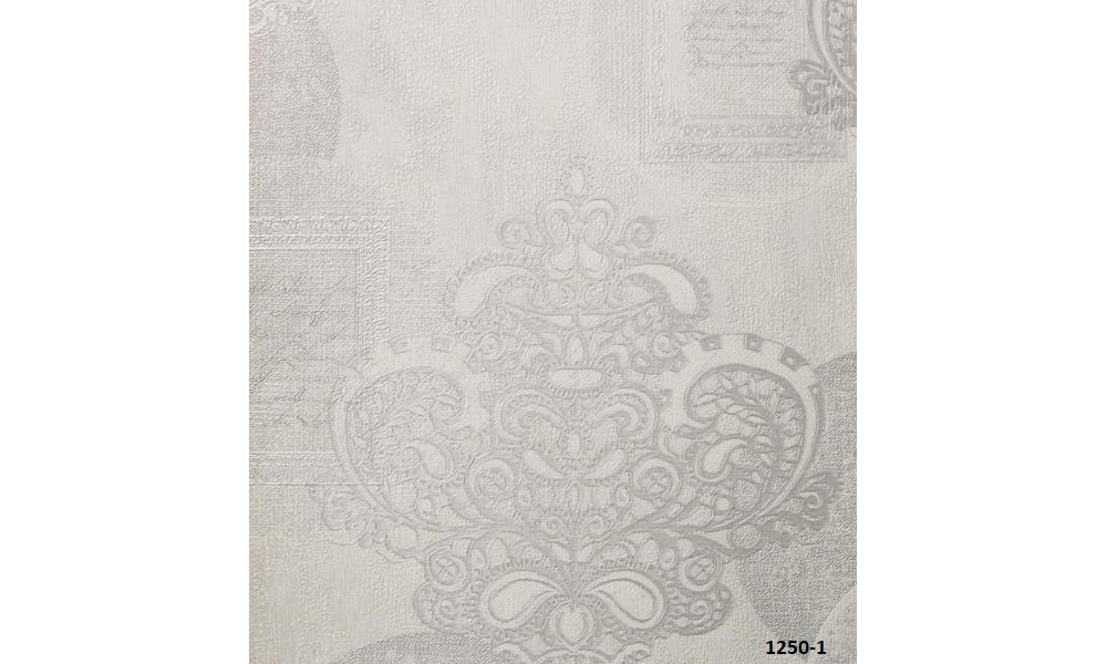 DA VİNCİ 1250-1 DAMASK DESENLİ DUVAR KAĞIDI