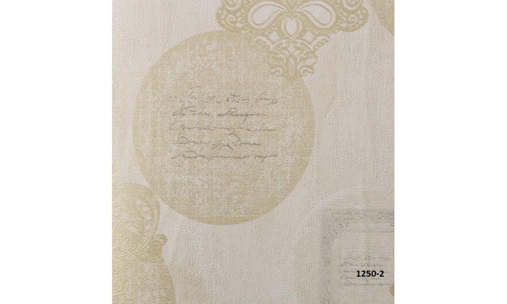 DA VİNCİ 1250-2 DAMASK DESENLİ DUVAR KAĞIDI